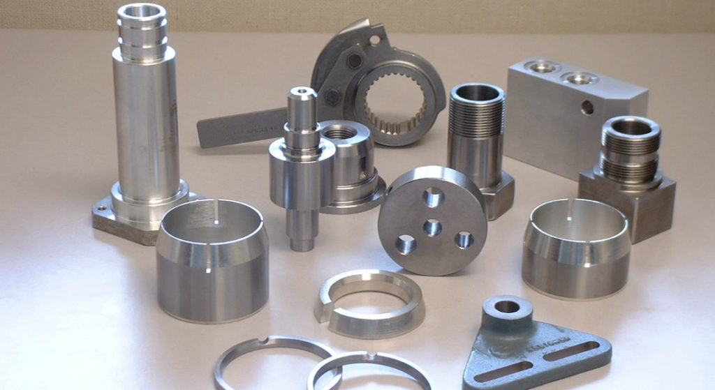 Custom machining ellwood city