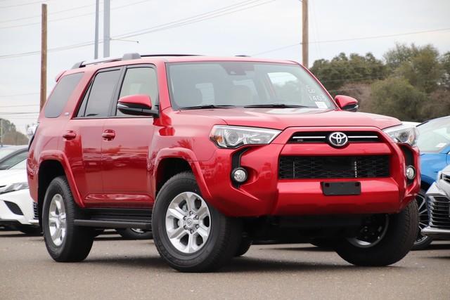 Toyota 4runner 4wd.